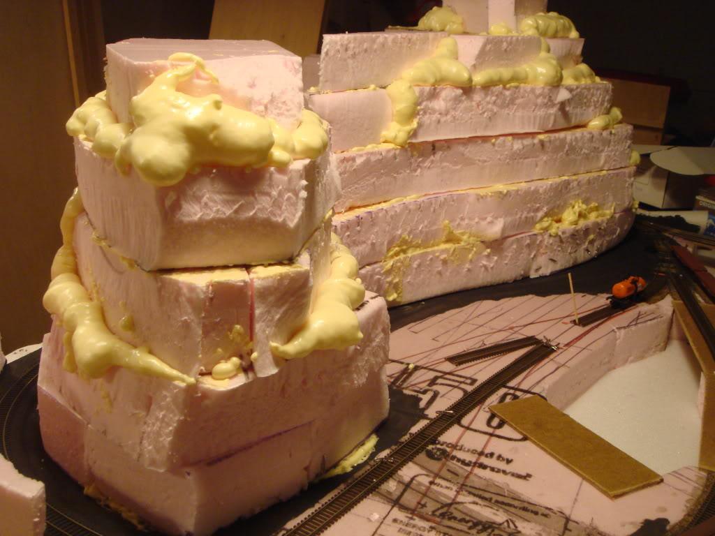 Pink foam question