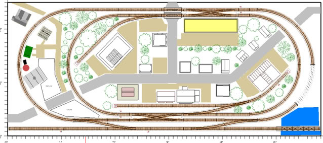 The WIP RR Layout -- the evolution of a track plan N Scale House Plans on n scale construction, scale model house plans, n scale furniture, n scale tools, 1/24 scale house plans, n scale wallpaper, n scale design, g scale house plans, n scale concrete, n scale garden, n scale landscape, n scale blueprints, n scale architect, post-war house plans, vintage house plans, n scale building materials, n scale signs, paper model house plans, n scale lighting, n scale magazines,
